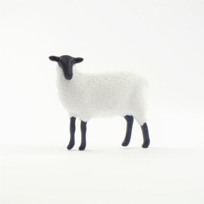 Sheep woodoo/white