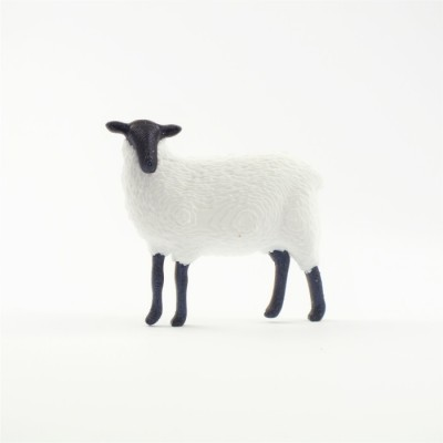 Sheep woodoo/white