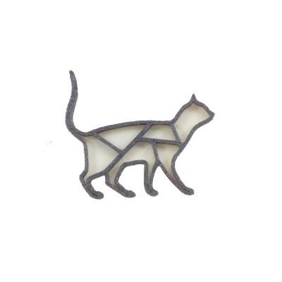 Kočka ivory/vertigo grey