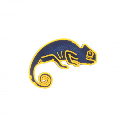 copy of Chameleon silver/black