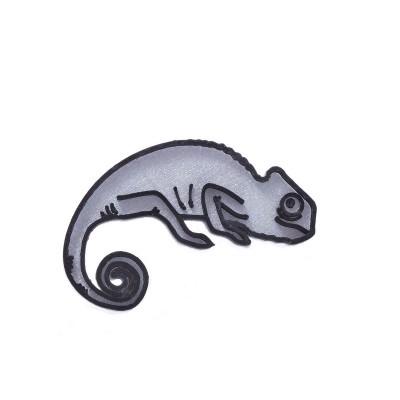 Chameleon silver/black